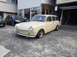 フォルクスワーゲン タイプIII 1967モデル バリアント ローダウン アルミホイール