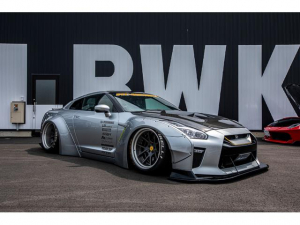 日産 GT-R LB-WORKS Type1.5 FullComplete
