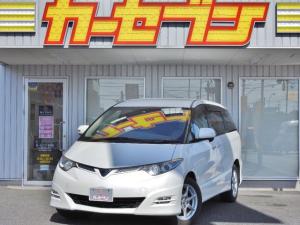 トヨタ エスティマ 2.4アエラス Gエディション 4WD
