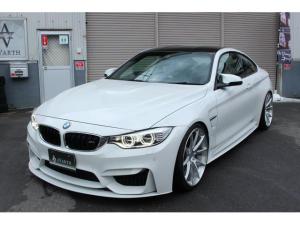 BMW M4 M4クーペ AVARTHデモカー カタログ掲載車
