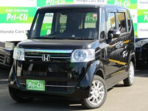 ホンダ N-BOX G SSパッケージ 当社下取車・純正ワンセグナビ・ETC・純正エンジンスターター・両側パワースライドドア・シートヒーター・オートライト・