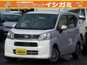 ダイハツ ムーヴ L 4WD アイドルストップ TRC 寒冷地仕様