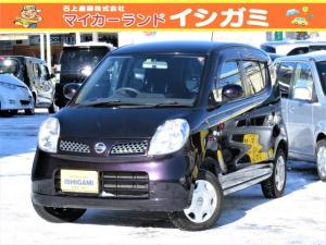 日産 モコ E FOUR ショコラティエセレクション 4WD シートヒーター ミラーヒーター