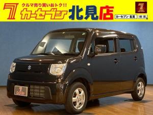 スズキ MRワゴン G シートヒーター 4WD