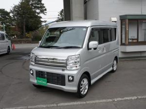 三菱 タウンボックス Gスペシャル ターボ キャンピング FLAT リアベット 4WD