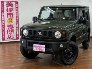 スズキ ジムニー XL  4WD 届出済未使用車 スマートキー ドアバイザー