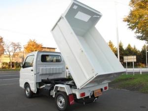 スズキ キャリイトラック 清掃ダンプ 4WD 1方開 新明和 届出済未使用車 マニュアル5速 キーレス