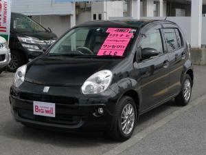トヨタ パッソ プラスハナ