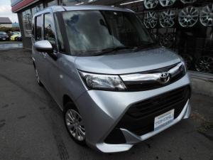 トヨタ タンク X S 4WD 社外メモリナビ Bカメラ スマートアシスト 寒冷地仕様