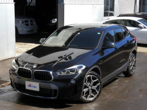 BMW X2 xDrive 18d MスポーツX 本州仕入車 ワンオーナー