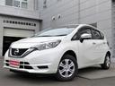 日産/ノート X FOUR スマートセーフティエディション 4WD