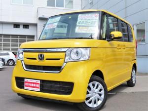 ホンダ N-BOX G 4WD スマートキー・プッシュスタート・LEDライト・アイドリングストップ・横滑り防止・ミラーウインカー・ミラーヒーター・シートヒーター
