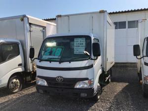 トヨタ ダイナトラック 2t 2層式冷凍車 35℃〜-7℃ 4WD