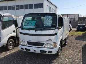 トヨタ ダイナトラック 1.3t積 パネルバン 冷凍車 4WD
