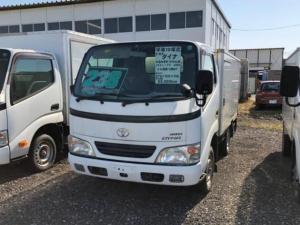 トヨタ ダイナトラック 中温冷凍車 35℃〜-7℃ パネルバン 4WD