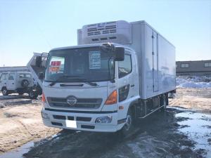 日野 レンジャー パネルバン 2.3t積 低温冷凍車 6MT 6400cc