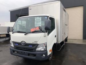 トヨタ ダイナトラック 2tワイドロング箱車4WDパワーゲート付