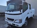 トヨタ/ダイナトラック 600kg積 Wキャブロングアーム式パワーゲート