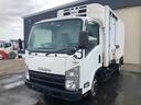 いすゞ/エルフトラック 2t積ロング 東プレ製-30℃低温冷凍車 4WD