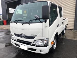トヨタ ダイナトラック 1t積 Wキャブロング AT ディーゼル4WD 寒冷地使用車