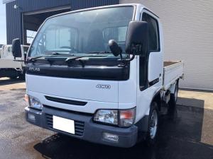 日産 アトラストラック 1.5t積ロング平ボディー 4WD 5MT