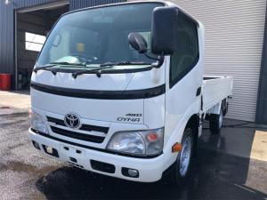 トヨタ ダイナトラック 1.35t積ロング Sジャストロー 5MT 4WD