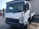いすゞ/エルフトラック 2t拡幅ワイドロング平ボディー 4WD 5MT 荷台塗装済