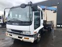 いすゞ/フォワード 2.9t積 ロング タダノ4段ラジコンクレーン アルミアオリ