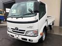 トヨタ/ダイナトラック 1.25tロング平ボデー低床オートマ4WD 荷台新品