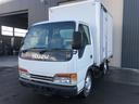 いすゞ/エルフトラック 1.3t積 保冷車 5MT 4WD