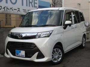 トヨタ タンク 4WD X S ナビTV バックモニター パワースライドドア スマートアシスト 横滑り防止 アイドリングストップ パーキングセンサー スマートキー プッシュスタート メーカー保証