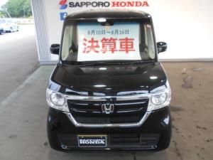 ホンダ N-BOX G・Lホンダセンシング 4WD メモリーナビ リアカメラ
