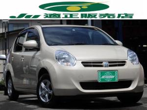 トヨタ パッソ X クツロギ 4WD ナビTV CD・SD・BT ETC インテリキー ベンチシート アームレスト(小物入れ付) 電格ミラー ワイパーデアイサー プライバシーガラス ドアバイザー チルトハンドル シートリフター
