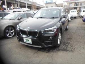 BMW X1 xDrive 18d 4WD 障害物センサー 電動リアゲート
