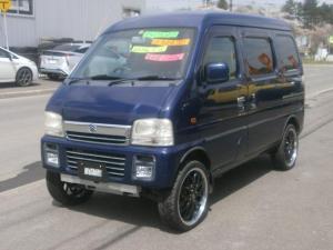 スズキ エブリイワゴン ジョイポップターボ リフトUP 4WD