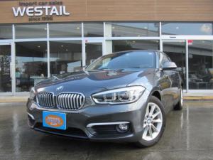 BMW 1シリーズ 118i 1オーナー 冬タイヤ インテリジェントセーフティ クルーズコントロール HDDナビ CD DVD ミュージックコレクション LEDヘッドライト バックカメラ iDrive アイドリングストップ