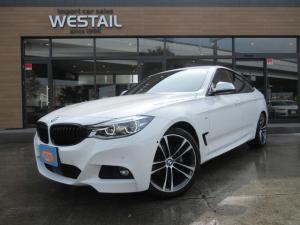 BMW 3シリーズ 320d xDrive グランツーリスモ Mスポーツ 1オーナー 4WD ディーゼル インテリジェントセーフティ Bカメラ サラウンドビュー HDDナビ Dエアコン ドライブレコーダー BTオーディオ LEDヘッドライト シートヒーター Pテールゲート
