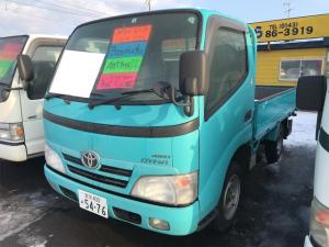 トヨタ ダイナトラック  4WD トラック AT 3名乗り パワステ
