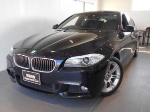 BMW 5シリーズ 523i Mスポーツ 認定中古車 1年保証