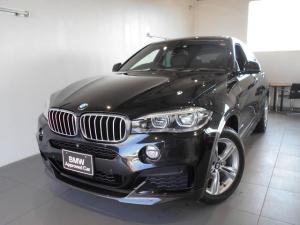 BMW X6 xDrive 35iMスポーツセレクトパッケージ 認定中古車