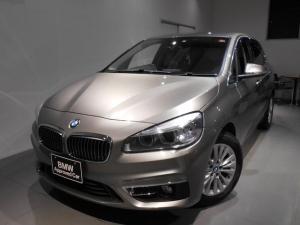BMW 2シリーズ 218iアクティブツアラーラグジュアリーレザーコンフォート
