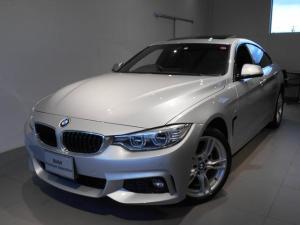 BMW 4シリーズ 420i xDriveグランクーペ MスポーツレザーACC