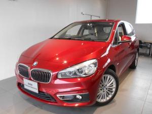 BMW 2シリーズ 218dアクティブツアラーセレクション限定車レザー認定中古車
