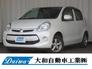 トヨタ パッソ X Lパッケージ 4WD スマートキー 売切車価格変更済