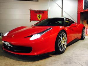 フェラーリ 458イタリア ベースグレード