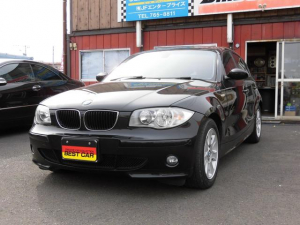 BMW 1シリーズ 118i  ブラック HDDナビ ETC