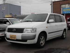 トヨタ プロボックスワゴン F エクストラパッケージ 4WD キーレスエントリー CD