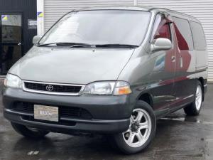 トヨタ グランビア G 4WD サンルーフ