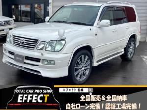 トヨタ ランドクルーザー100 VXリミテッド Gセレクション バン4.2DT VX-LTD Gセレ 4WD PWヒーター フルセグTV Bカメラ