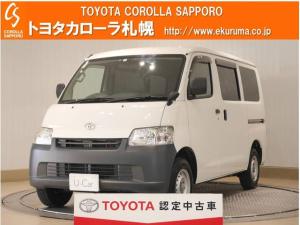トヨタ タウンエースバン DX 4WD ETC付